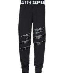 plein sport casual pants