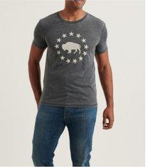 lucky brand men's buffalo tee