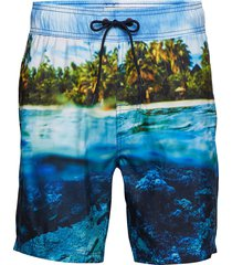 swimwear surfshorts blå blend