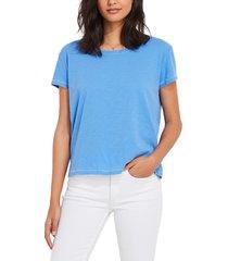 vineyard vines pop stitch surf t-shirt, size xx-small in breaker blue at nordstrom