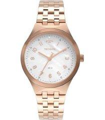 relógio technos elegance 2036mlx4b feminino