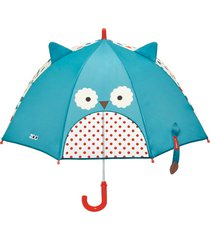 guarda chuva coruja skip hop azul - tricae