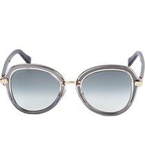 dress 51mm butterfly sunglasses