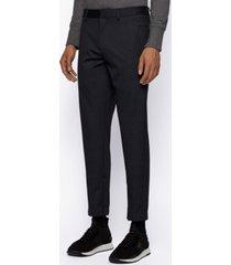 boss men's keen2-15 slim-fit trousers