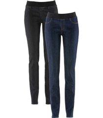 jeansleggings, 2-pack