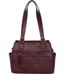 inc riverton satchel, created for macy's