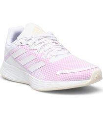 duramo sl w shoes sport shoes running shoes rosa adidas performance