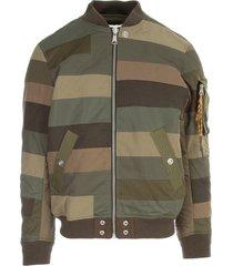 j upper bomber jacket