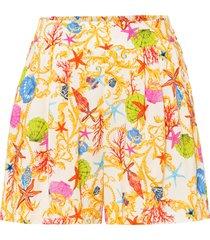 shorts con tasche (giallo) - bodyflirt