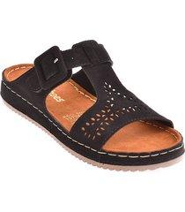 priceshoes sandalia confort dama 162404negro