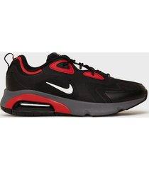 nike sportswear air max 200 sneakers black
