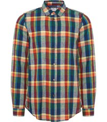 ps by paul smith red check patch-pocket shirt puxd-815r-645-25