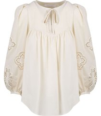 see by chloé sangallo blouse