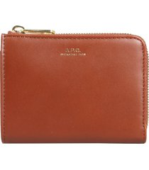 a.p.c. lise compact wallet