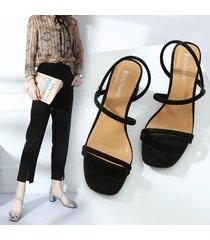 sandalias mujer zapatos de lujo mujer fashion estilo venta caliente