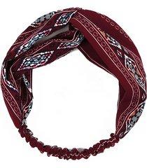 womens vogue wild style nazionale confortevole fascia headwear casa da viaggio caschetto casual
