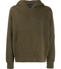 natural selection basic hoodie - green