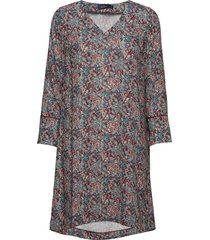 eve liberty dress tuniek blauw morris