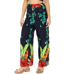pantalón azul destino collection chino