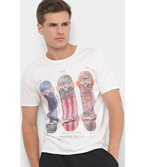 camiseta mood retro shape masculina
