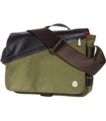 token grand army small shoulder bag with back zipper