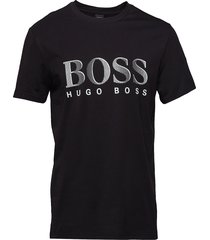 t-shirt rn t-shirts short-sleeved svart boss