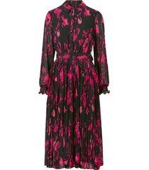 klänning vmfrida l/s belt shirt dress