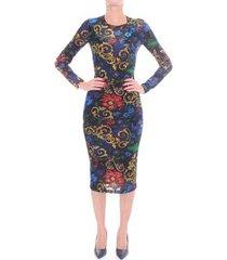 korte jurk versace d2hzb426