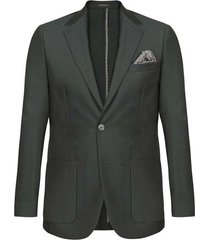 blazer business casual premium silueta slim fit para hombre 97647