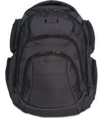 "kenneth cole reaction pack-of-all-trades 17"" computer business backpack"