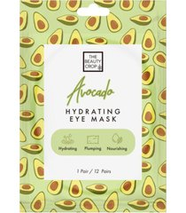 the beauty crop avocado eye mask pouch