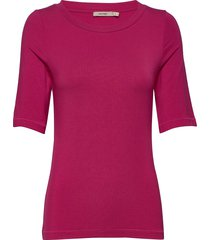 mondie t-shirts & tops short-sleeved rosa whyred