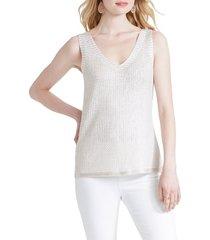 women's nic+zoe saratoga sweater tank