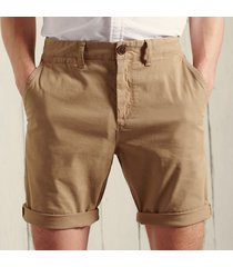 bermuda chino para hombre international chino short superdry