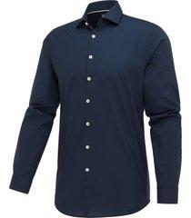 blue industry max shirt navy