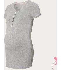 noppies zwangerschapspyjamashirt / voedingsshirt anne