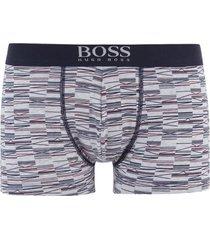 boxer algodón con estampado gráfico boss