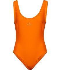 victoria swimsuit ss19 badpak badkleding oranje holzweiler