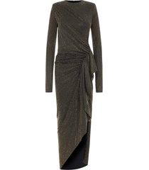 alexandre vauthier long dress