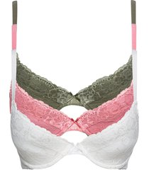reggiseno push-up (verde) - bodyflirt