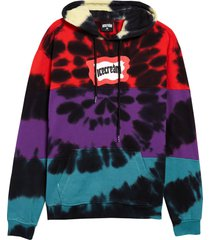 men's icecream caballero tie dye hoodie