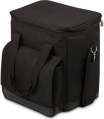 legacy by picnic time cellar 6-bottle wine carrier & cooler tote