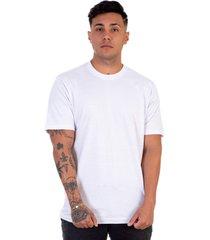 camiseta lucas lunny t shirt gola redonda  branca - branco - masculino - algodã£o - dafiti