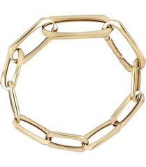 women's bony levy ofira 14k gold curvy link bracelet