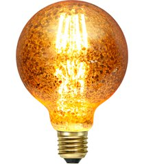 led-lampa e27 g95 golden