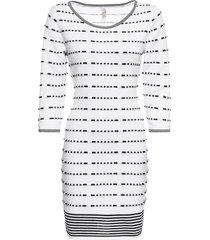 abito in maglia (bianco) - bodyflirt boutique