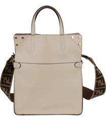 fendi flip regular shoulder bag