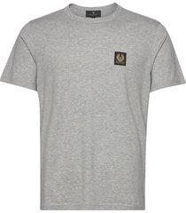 belstaff s/s t-shirt t-shirts short-sleeved grå belstaff