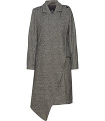dayton coat yllerock rock grå designers, remix
