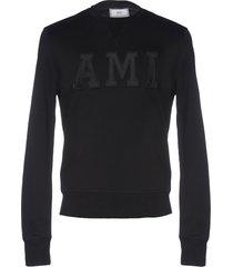 ami alexandre mattiussi sweatshirts